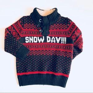 Sweater - Snow Days